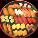 3人前 並寿司 なでしこ