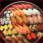 5人前 並寿司 ゆり
